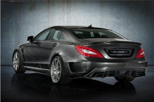 Mansory发布奔驰CLS63AMG - 汽车改装网|汽