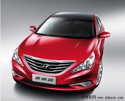河南长江北京现代第八代索纳塔改款上市引爆郑州车市