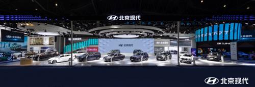 凝结技术精华,北京现代品牌向上火力全开